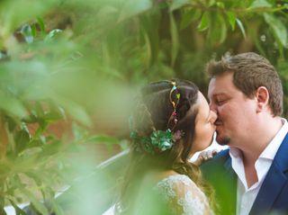 El matrimonio de Ricardo y Carol