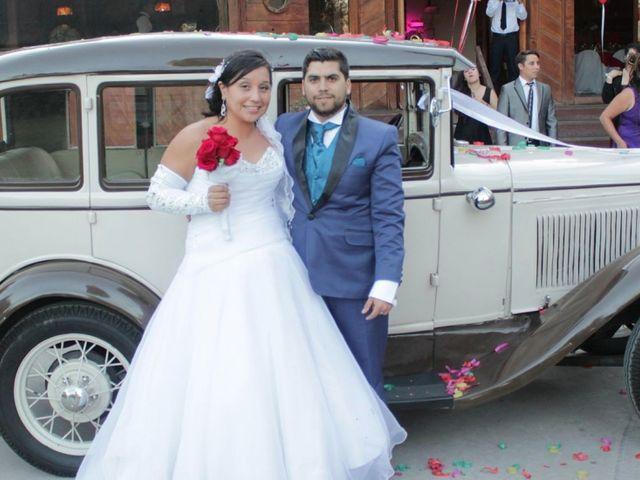 El matrimonio de Lisbeth y Hugo