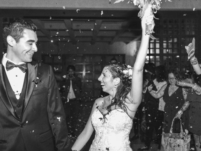 El matrimonio de Catalina y José Ignacio