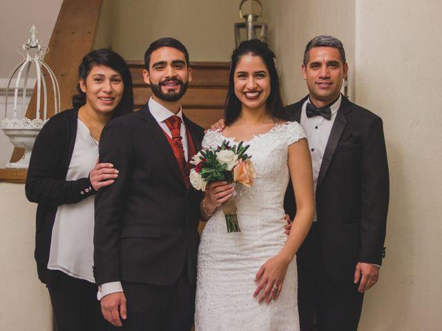 El matrimonio de Daniela y Iván en Rancagua, Cachapoal 10
