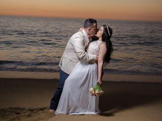 El matrimonio de Sara y Eduin