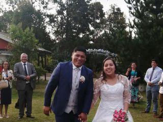 El matrimonio de Ian y Paulina 3