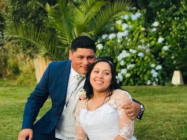 El matrimonio de Ian y Paulina
