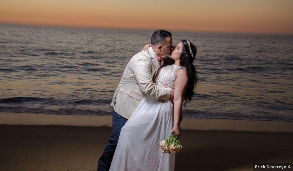El matrimonio de Eduin y Sara en Viña del Mar, Valparaíso