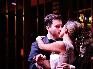 El matrimonio de María Jose y Andres