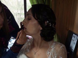 El matrimonio de Marcela y Sergio 1