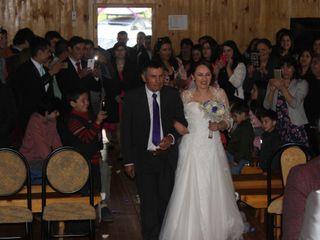 El matrimonio de Marcela y Sergio 3