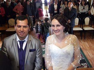 El matrimonio de Marcela y Sergio