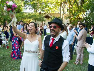 El matrimonio de Paulina y Eduardo