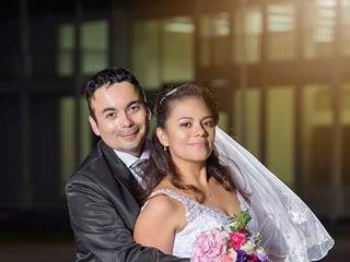 El matrimonio de Inés  y Juan 1