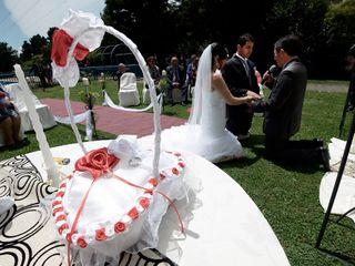 El matrimonio de Luis Rodriguez y Alejandra Alvarado 3