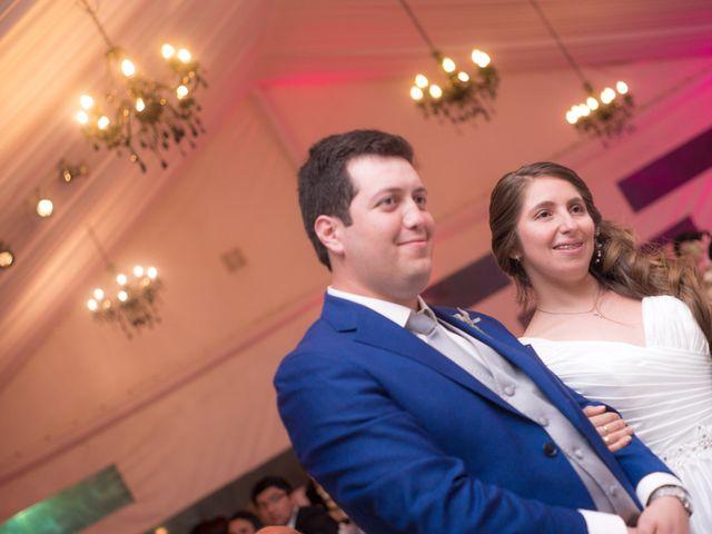 El matrimonio de Katherin y Luis
