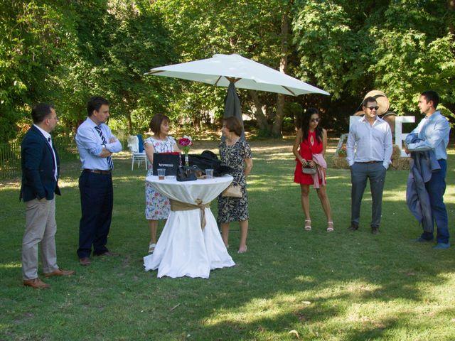 El matrimonio de Eduardo y Paulina en Calera de Tango, Maipo 4
