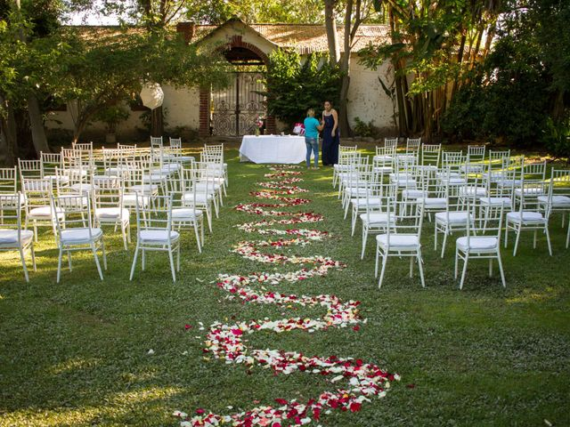 El matrimonio de Eduardo y Paulina en Calera de Tango, Maipo 7