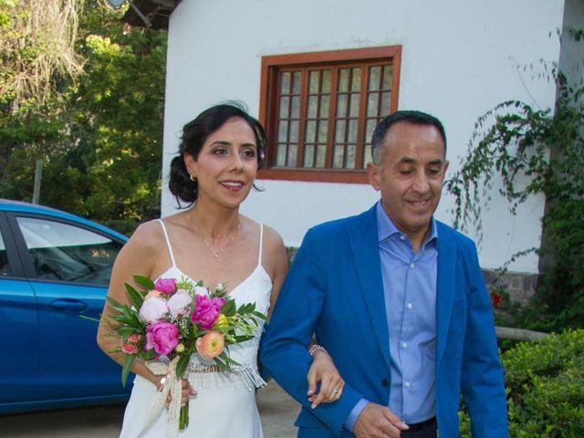 El matrimonio de Eduardo y Paulina en Calera de Tango, Maipo 9