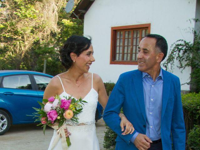 El matrimonio de Eduardo y Paulina en Calera de Tango, Maipo 10