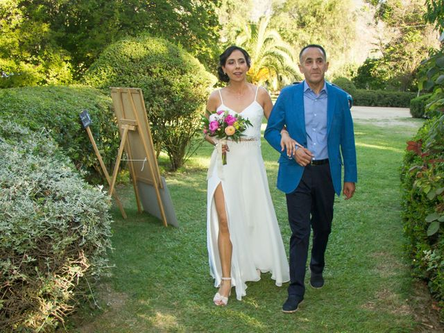 El matrimonio de Eduardo y Paulina en Calera de Tango, Maipo 12