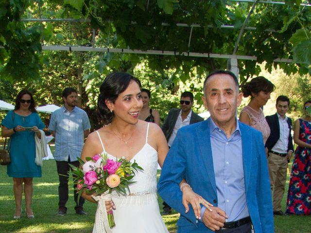 El matrimonio de Eduardo y Paulina en Calera de Tango, Maipo 13