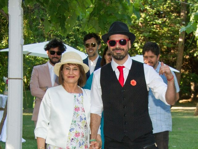 El matrimonio de Eduardo y Paulina en Calera de Tango, Maipo 14