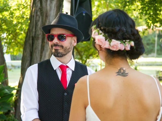 El matrimonio de Eduardo y Paulina en Calera de Tango, Maipo 17