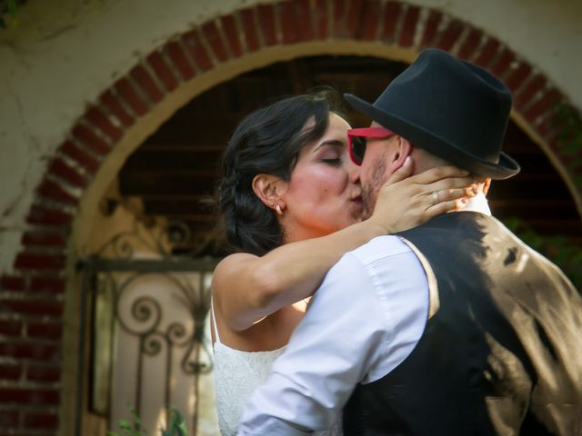 El matrimonio de Eduardo y Paulina en Calera de Tango, Maipo 1