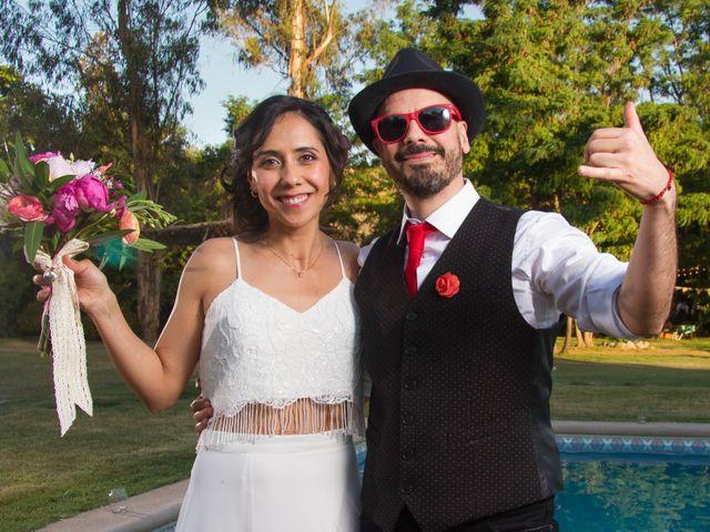 El matrimonio de Eduardo y Paulina en Calera de Tango, Maipo 25