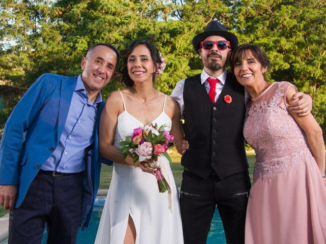 El matrimonio de Eduardo y Paulina en Calera de Tango, Maipo 26