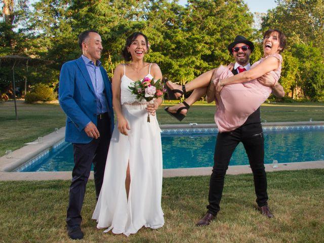 El matrimonio de Eduardo y Paulina en Calera de Tango, Maipo 27