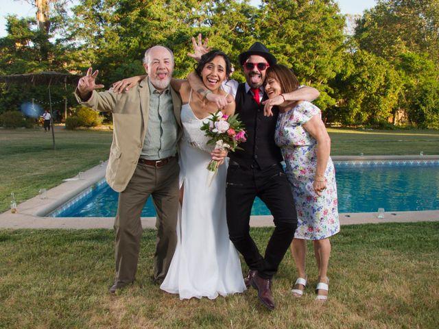 El matrimonio de Eduardo y Paulina en Calera de Tango, Maipo 28