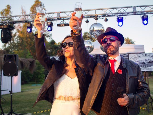 El matrimonio de Eduardo y Paulina en Calera de Tango, Maipo 31