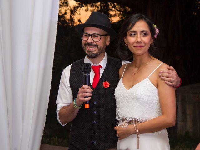 El matrimonio de Eduardo y Paulina en Calera de Tango, Maipo 36