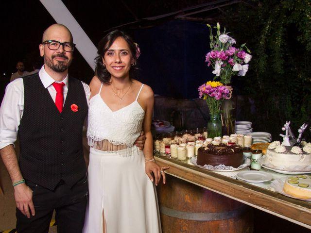 El matrimonio de Eduardo y Paulina en Calera de Tango, Maipo 41