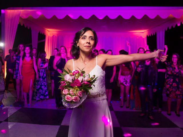 El matrimonio de Eduardo y Paulina en Calera de Tango, Maipo 2