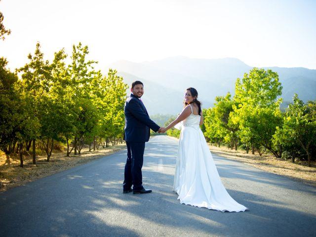 El matrimonio de Karina y Roberto