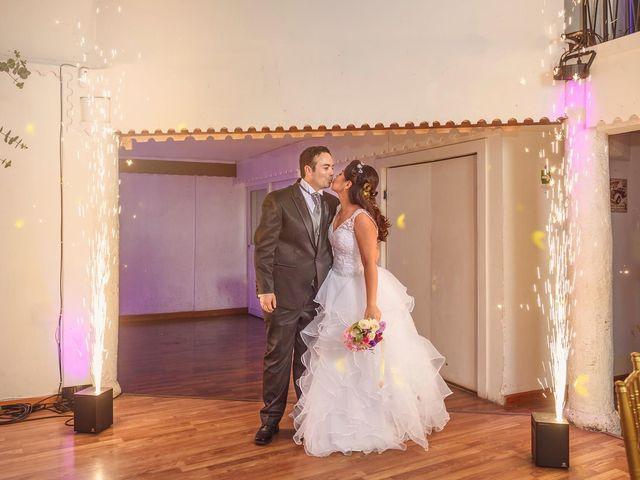 El matrimonio de Inés  y Juan
