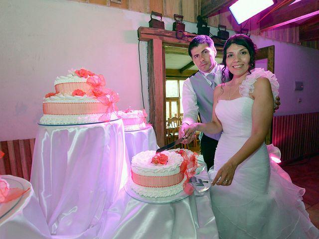 El matrimonio de Luis Rodriguez y Alejandra Alvarado