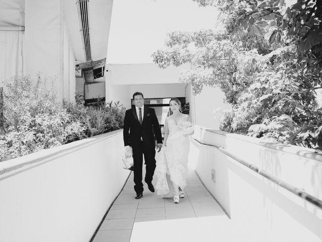 El matrimonio de Patricio y Leslie en La Reina, Santiago 16