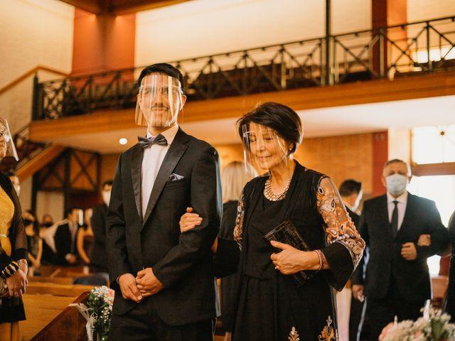 El matrimonio de Patricio y Leslie en La Reina, Santiago 19