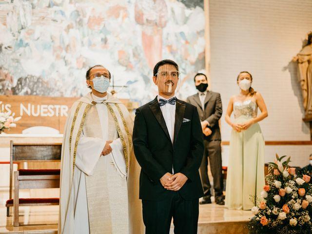 El matrimonio de Patricio y Leslie en La Reina, Santiago 20
