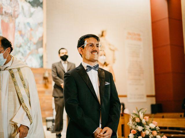El matrimonio de Patricio y Leslie en La Reina, Santiago 21