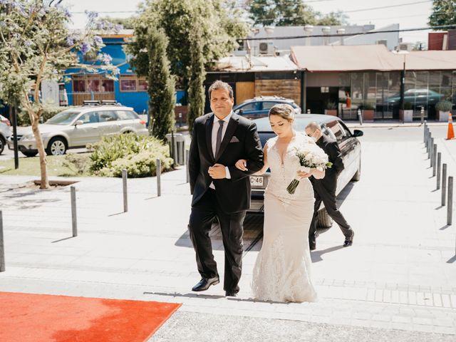 El matrimonio de Patricio y Leslie en La Reina, Santiago 22