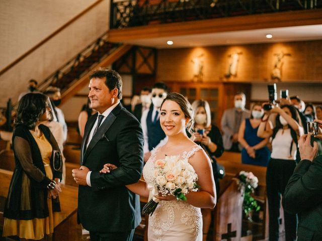 El matrimonio de Patricio y Leslie en La Reina, Santiago 25