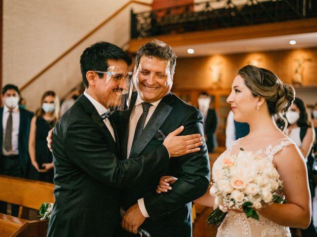 El matrimonio de Patricio y Leslie en La Reina, Santiago 26