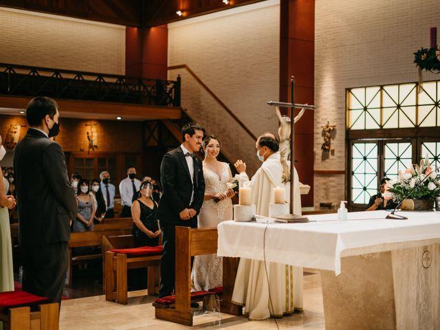 El matrimonio de Patricio y Leslie en La Reina, Santiago 28