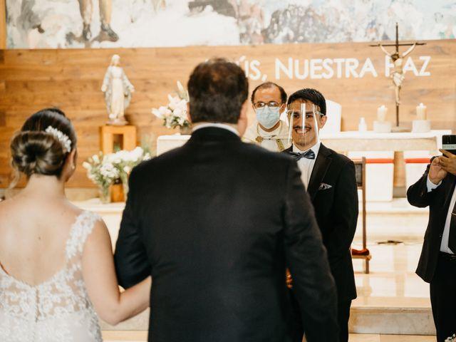 El matrimonio de Patricio y Leslie en La Reina, Santiago 33