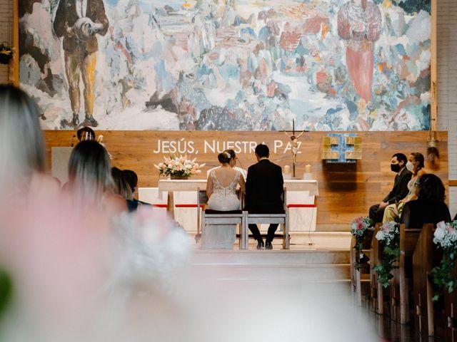 El matrimonio de Patricio y Leslie en La Reina, Santiago 34