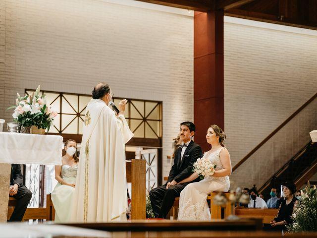 El matrimonio de Patricio y Leslie en La Reina, Santiago 35