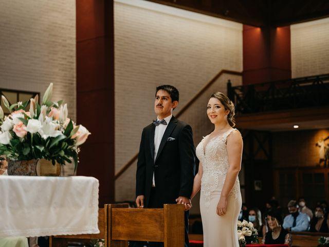 El matrimonio de Patricio y Leslie en La Reina, Santiago 36