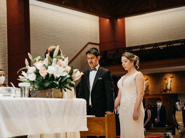 El matrimonio de Patricio y Leslie en La Reina, Santiago 37