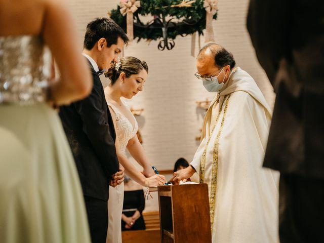 El matrimonio de Patricio y Leslie en La Reina, Santiago 38